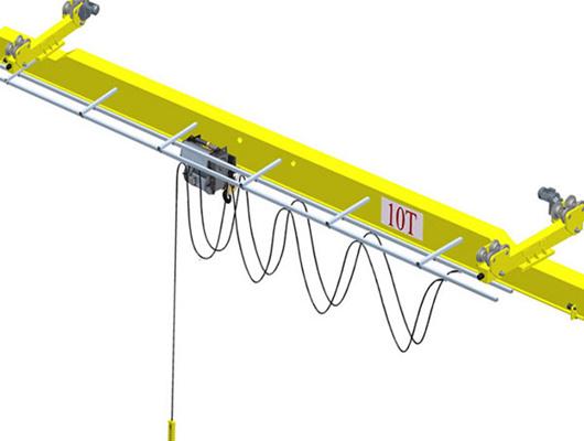 10 ton European overhead crane