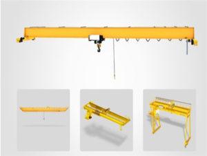 2 ton overhead cranes from Ellsen