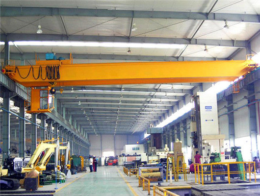 20 ton double beam bridge crane for sale