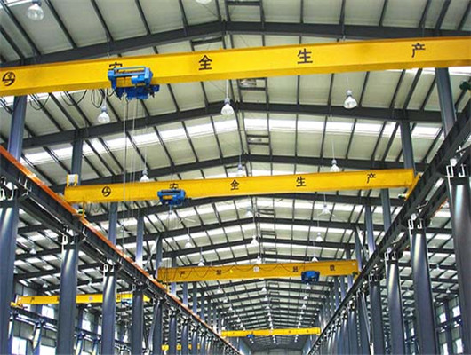 HD type overhead crane for sale