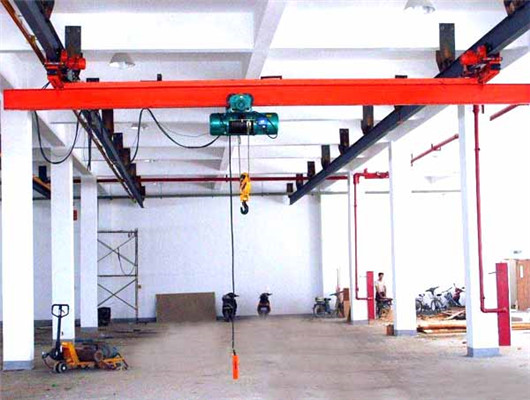 Weihua single overhead cranes