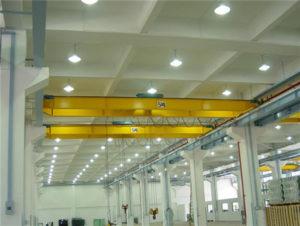 Weihua  5 ton bridge crane