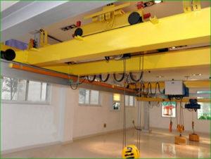 QB type double crane for sale