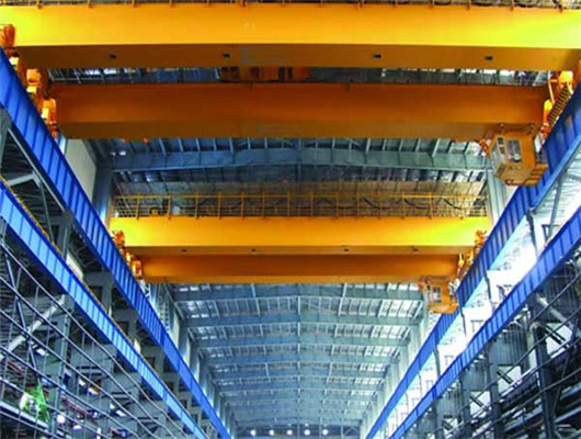 Weihua explosion proof cranes