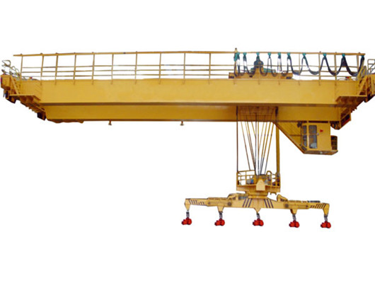 QC overhead traveling cranes