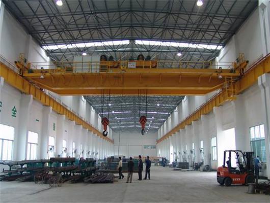 100 ton QD-type overhead crane Ellsen