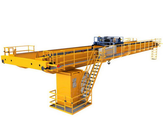 Weihua  100 ton overhead travelling cranes for sale