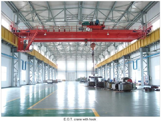 High quality 30 ton overhead crane