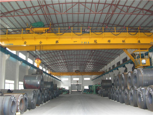 40 ton overhead crane from Weihua