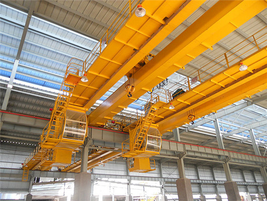 5 ton double girder crane for sale
