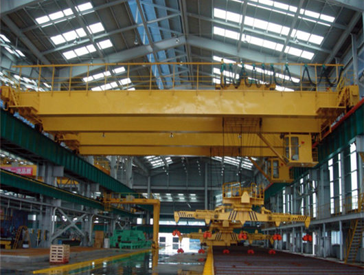 QD type warehouse crane from dafang