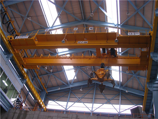 10 ton overhead cranes Ellsen