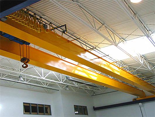 Electric double beam crane from Ellsen