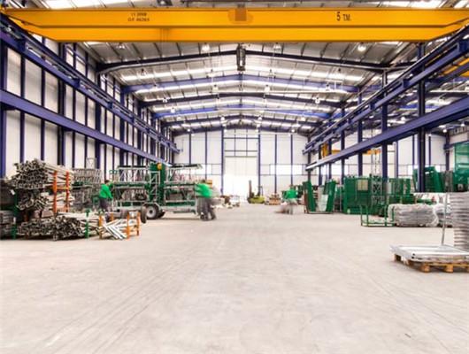 Standard industrial overhead crane