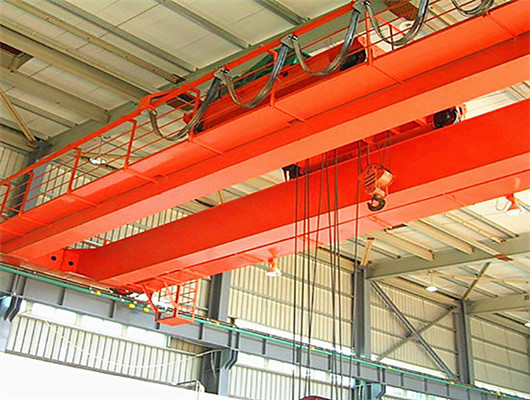 High quality double overhead cranes