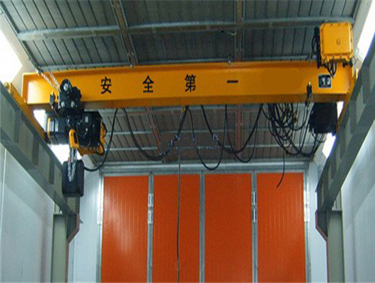 High quality explosion proof crane