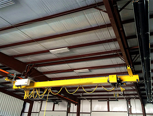Standard light duty crane for sale