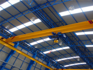 Single girder Eot crane for sale