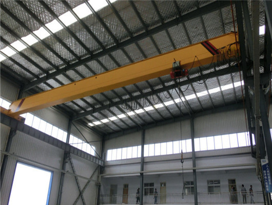 Weihua single beam overhead crane