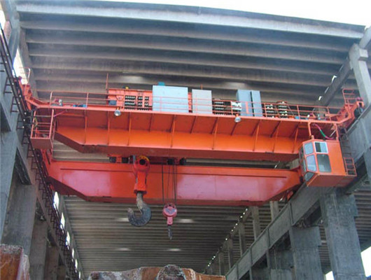 EOT double girder overhead cranes for sale