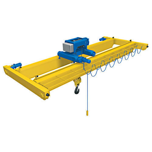 Weihua EOT advanced double cranes