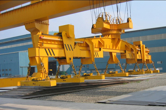 Weihua electromagnetic bridge crane for sale