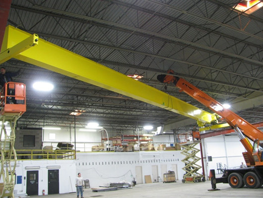 High quality overhead cranes for sale