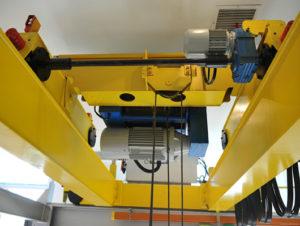 Quality double girder crane
