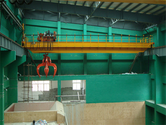 QZ doubel beam bridge cranes for sale
