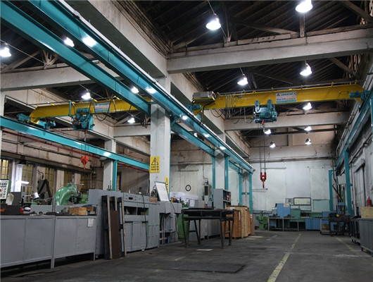 Overhead cranes from Weihua