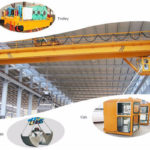 Weihua AQ-QZ grab bridge crane for sale