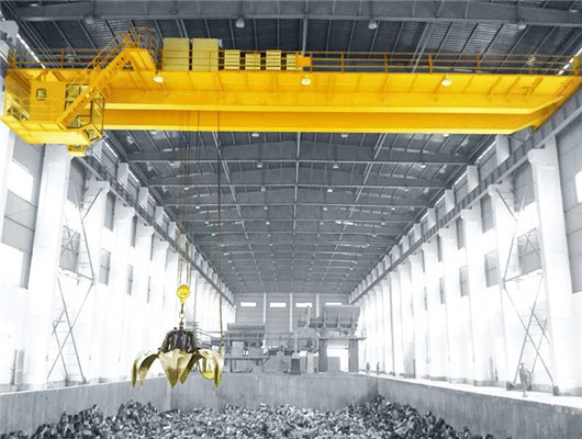 grab overhead traveling crane for sale