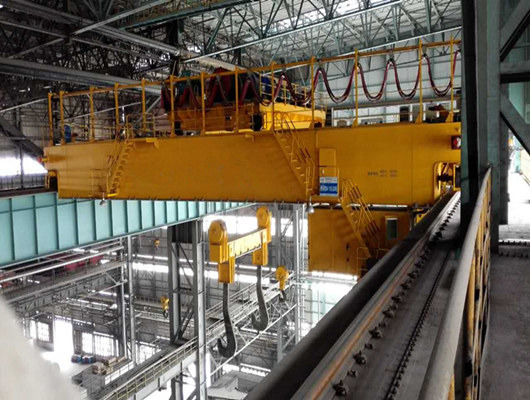 YZ double girder overhead crane for sale