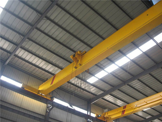 Weihua single eot overhead crane for sale