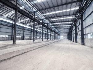 Weihua steel structure workshop