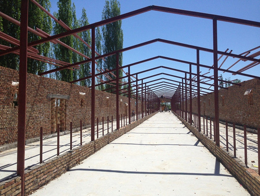 steel structure warehouses for sale