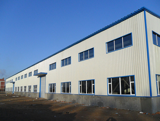 steel structure factory manufacturer and supplier