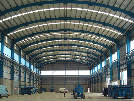 Weihua steel structure factory for sale