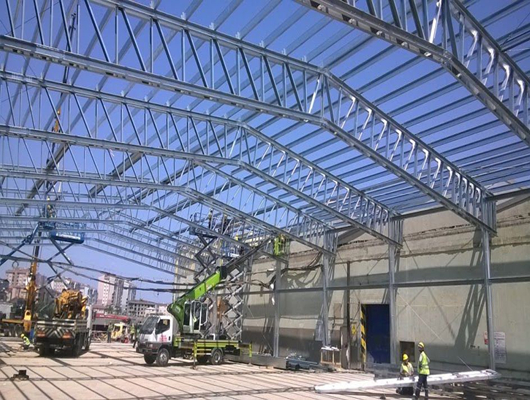 steel structure factory manufacturer