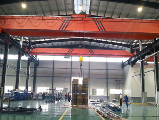good overhead crane from Weihua