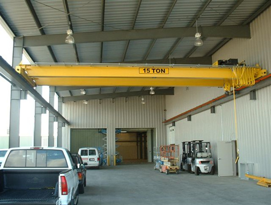 15 ton overhead cranes from Weihua