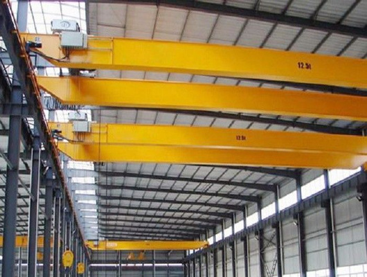 reliable double beam crane