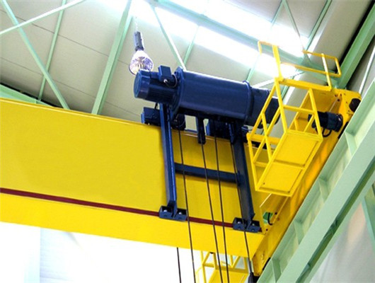 LDP single girder overhead crane for sale