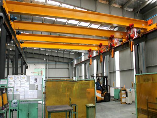 professional overhead cranes