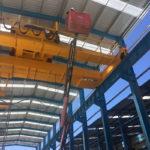 Overhead Crane Installation In Chile