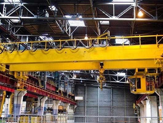 good 12.5 ton overhead crane