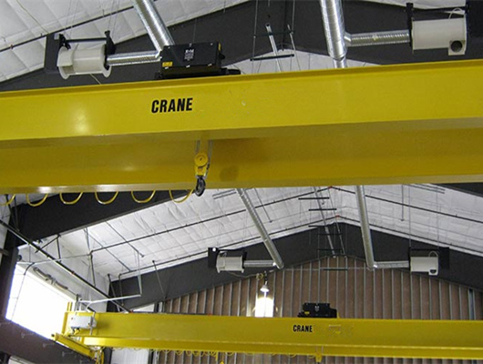 double girder crane for business