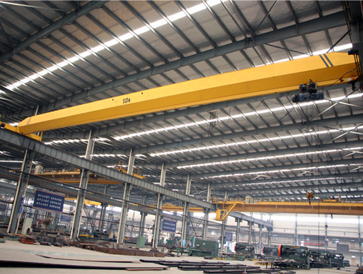 excellent single girder overhead crane