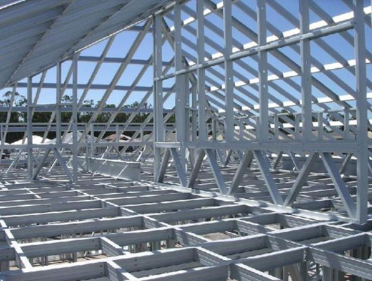 good frame steel structure