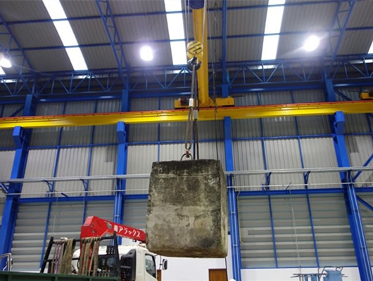 single girder crane for sale